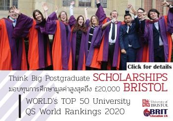 Scholarships U of Bristol