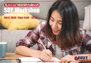 SOP Workshop Sat 8 February 2020
