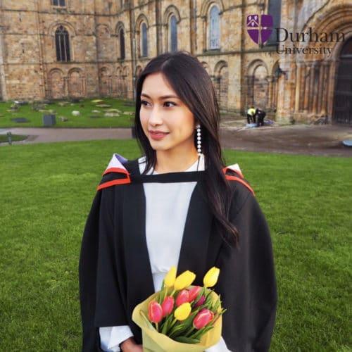 Q&A กับ พี่แพรว Durham University