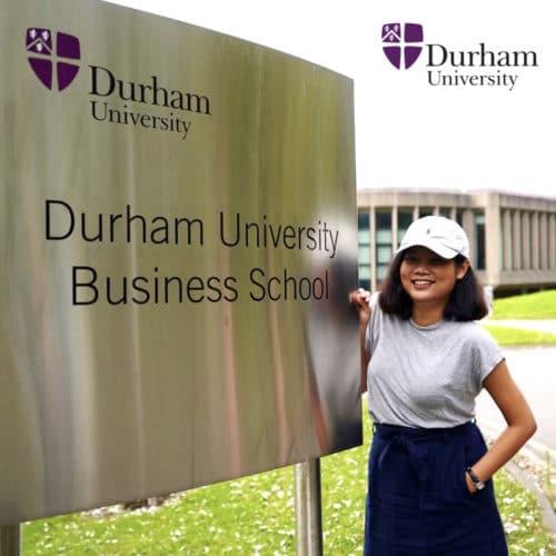 ทำไมต้อง HRM ที่ Durham กับ พี่ Fah